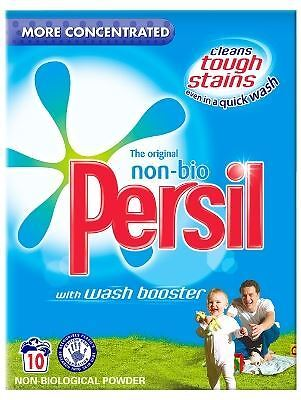 Persil Auto Non Biological 10Wash 7 X 700G