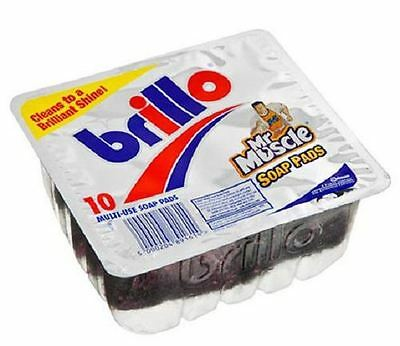 BRILLO PADS 12packs of 10