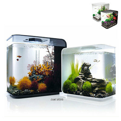biorb flow design aquarium komplett set 30 liter mit led licht eur 199 95 picclick de. Black Bedroom Furniture Sets. Home Design Ideas
