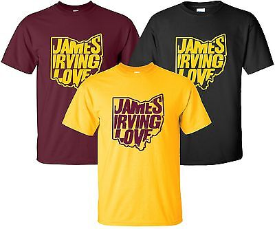 """""""Big 3"""" T-Shirt cleveland cavaliers cavs lebron james kyrie irving kevin love"""