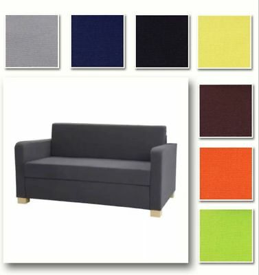 Customize Sofa Cover, Replacement Slipcover, Fits SOLSTA Sofa Bed, lots choices