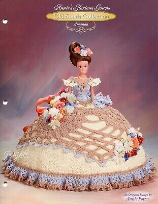 Amanda, Annie's Glorious Gowns Old South Collection crochet patterns