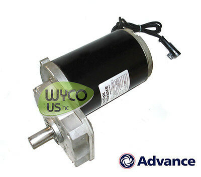 Oem Advance, Gear Motor, 24V, Advance Convertamatic 24D-C, Scrubbers, 56315056