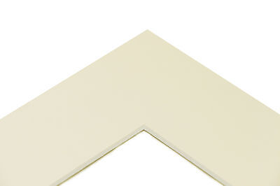 """A4"""" Cream picture photo mounts frame size"""