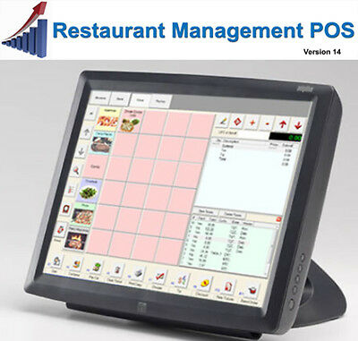 Restaurant POS System -  ONLY SOFTWARE