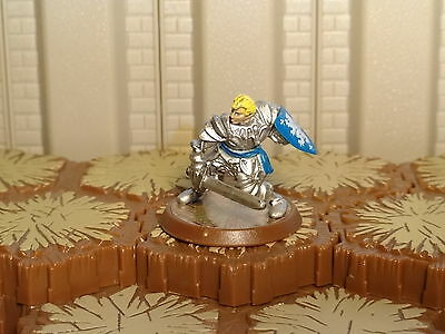 Sir Denrick - Heroscape - Wave 2 - Utgar's Rage - Free Shipping Available