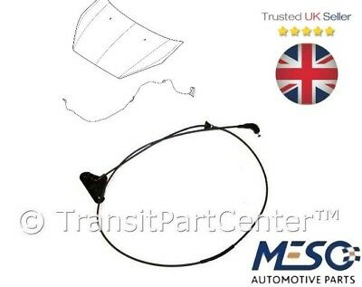 Bonnet Hood Release Cable Ford Mondeo Mk4 2007 Onward