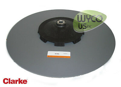 "54198A, Pad Driver Assy, Ventilated, 20"", Clarke Fusion 20/20T, Ultra Speed 20"