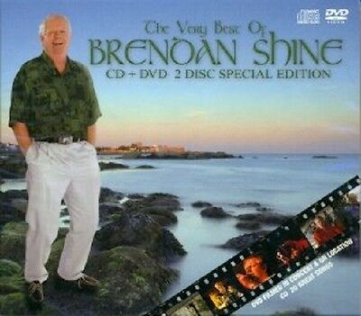The Very Best Of Brendan Shine Cd + Dvd 2 Disc Special Edition