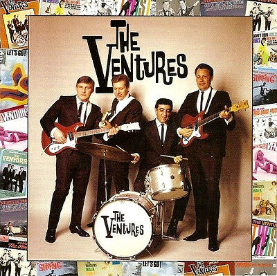 The Ventures VERY BEST OF Greatest Hits 50 Track ESSENTIAL COLLECTION New 2 CD