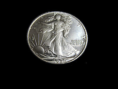 NOVELTY ITEM *1920 COIN PLATED-SLIVER UNC. ~ 1 Two Headed COIN ~ Win Every Flip!