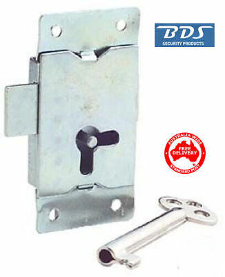 Wardrobe, Cupboard Lock Comes With Key-Free Postage!