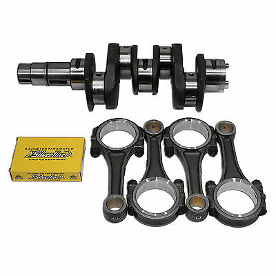 Vw Type 1 Stock 69Mm Crankshaft & Rods With Rod Bearings Combo Deal