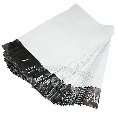 """Mailing Poly Envelopes Plastic Mailers Shipping Bags 5x7"""" 7x10"""" 10x14"""" 13x16 LOT"""
