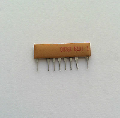 Integrated Circuit OM361 Hybrid R.F. amplifier