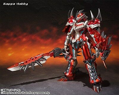 Bandai Chogokin - Monster Hunter: Liolaeos [PRE-ORDER]