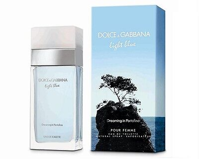 Profumo Dolce&Gabbana Light Blue Dreaming Portofino Eau de Toilette 100ml Spray