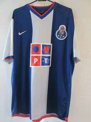 FC Porto 2006-2007 Home Football Shirt XL /31526