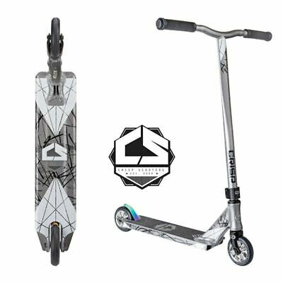 2016 Crisp Inception Complete Scooter White/satin Black - Free Shipping