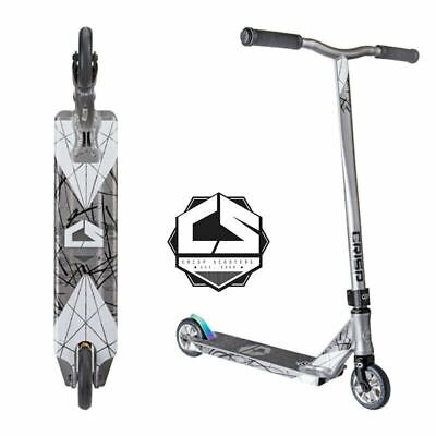 2017 Crisp Inception Scooter Black Chrome - FREE SHIPPING