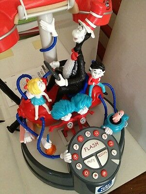 Cat In The Hat Telephone Collectable Vintage New Dr Seuss phone