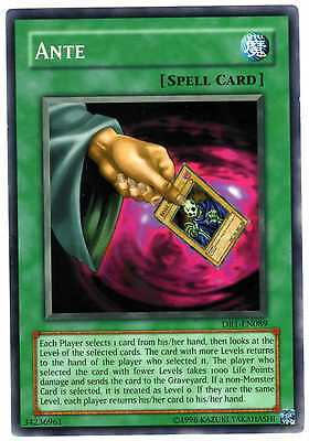 Ante DR1-EN089 carte Yu-Gi-Oh! Inglesi Unlimited (ENGLISH CARD)