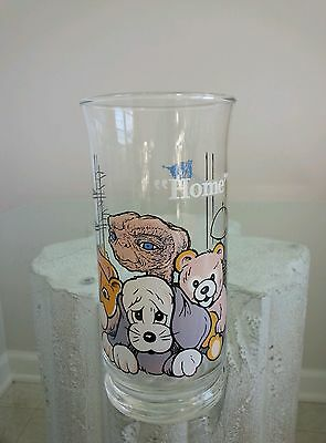 E.T. Pizza Hut Glass Limited Edition Collector's Series HOME