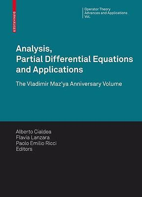 Analysis, Partial Differential Equations and Applications PORTOFREI
