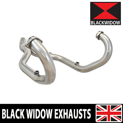 BMW R 1200 Gs R1200Gs Adventure Exhaust De Cat Headers Collector Downpipes  04-09