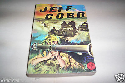 Album Petit Format No 2 De Jeff Cobb De L'annee 1962 & 350 Pages T.b.e. Propre