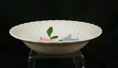 """Blue Ridge/Southern Potteries """"SNAPPY"""" Round Vegetable Bowl s- FREE SHIPPING!"""