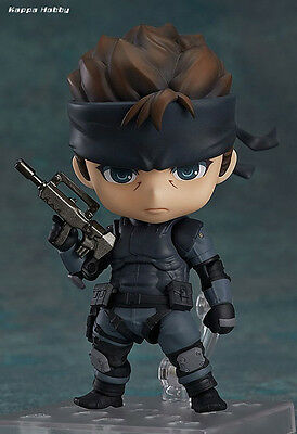 Good Smile Company Nendoroid - Metal Gear Solid: Solid Snake [PRE-ORDER]