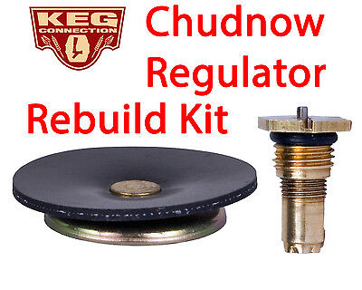 Rebuild Kit for Primary and Secondary Chudnow Regulators (RG310-Rebuild)