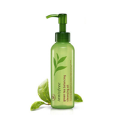 [Innisfree] Green Tea Balancing Cleansing Oil 150ml Upgrade PURE CLEANSING OIL