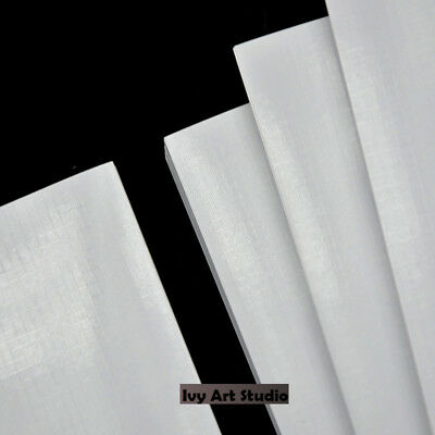 100 Sheets  A4 Size 230gsm Canvas Textured Inkjet Photo Paper