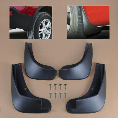 MUD FLAPS SPLASH GUARDS For NISSAN QASHQAI 2007 2008 2009 2010 2011 2012 2013