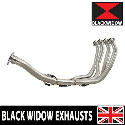 Yamaha Yzf1000 Yzf 1000 Thunderace Exhaust Down Front Pipes Manifold New