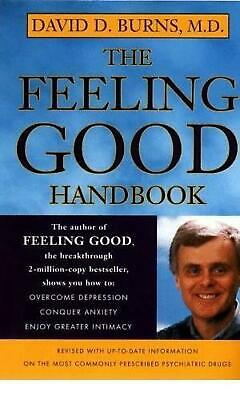 The Feeling Good Handbook by David D. M.D. Burns (English) Paperback Book Free S