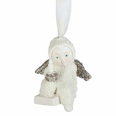 Snowbabies Hanging Ornament  - Baby You Shine - Gift and Display Figurines