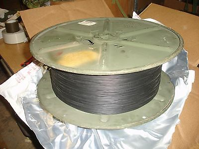 MILITARY COM RADIO WIRE 2K SPOOL OR 6561 FT COMMUNICATIONS PYRO CABLE  RL-159