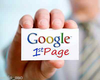 [1ST PAGE OF GOOGLE/75 KEYWORD SERVICE] - Clean SEO For The SERIOUS Entrepreneur