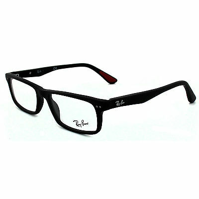 Ray-Ban Glasses Frames 5277 2077 Sandblasted Black