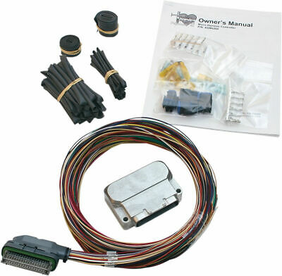 COMPLETE ULTIMA 18-530 Electronic Wiring Harness For Harley Custom on ultima motor wiring diagram, ultima electronic wiring system, ultima harness 18 530,