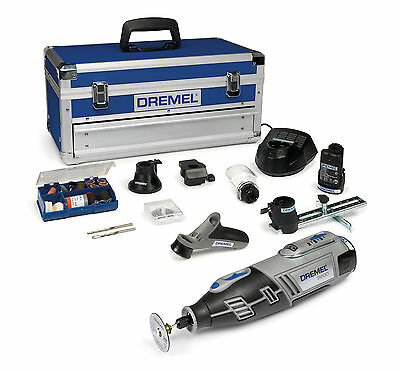 Dremel F0138200KP 8200-5/65 8200 Platinum Kit (5 Attachments + 65 Accessories)