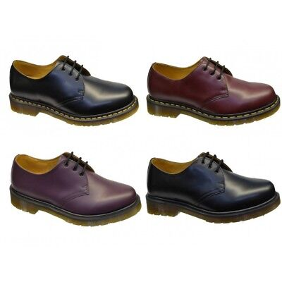Dr Martens 1461 3 Hole Eyelet Mens Shoes All Sizes in Various Colours
