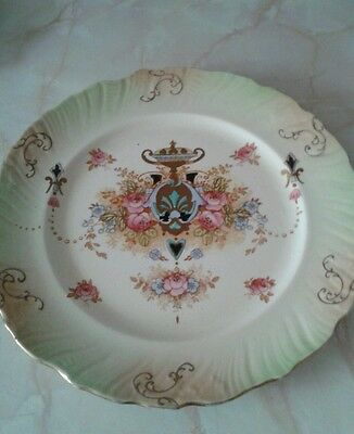 A blush crown devon wick plate #2