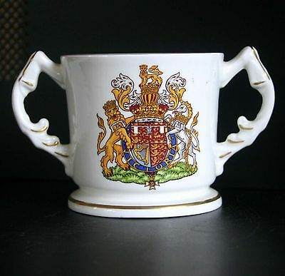 Aynsley The Marriage of Prince Andrew to Sarah Ferguson, Loving Cup, 1986