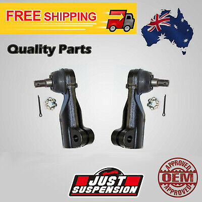 2 TIE ROD END SET For Nissan Patrol GU Series 2 6/2001-8/2004