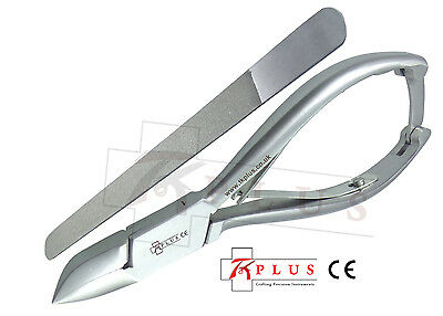 Chiropody Ingrown Toenail  Nipper diamond deb foot dresser file  Autoclavable CE
