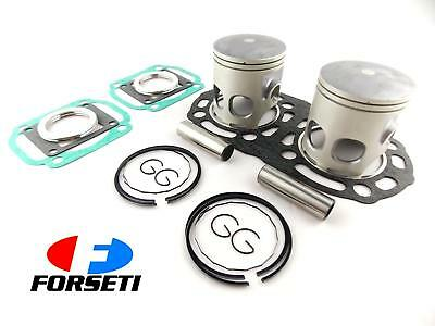 YAMAHA RD350LC 80-82 1mm O/S FORSETI TOP END KIT 65mm PISTON SET GASKET KIT